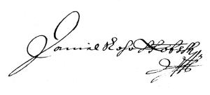 Rohr (Daniel, 1692, cote 46 Not 1 n° 25)