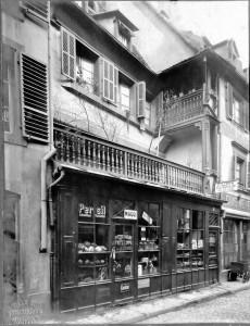 Sainte-Hélène 9 (vers 1913, AMS cote 1 Fi 24 n° 6)
