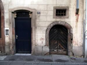 Ail 22 (portes façace ouest, sept. 2016)