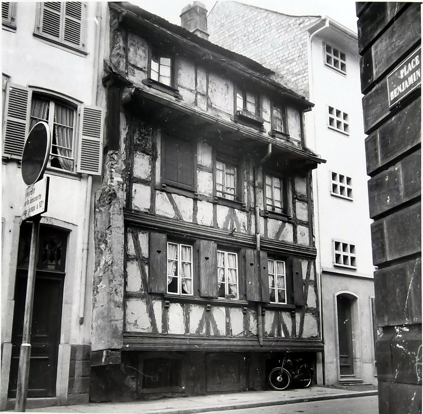 Maisons de Strasbourg » Résultats de recherche » Beÿerbach