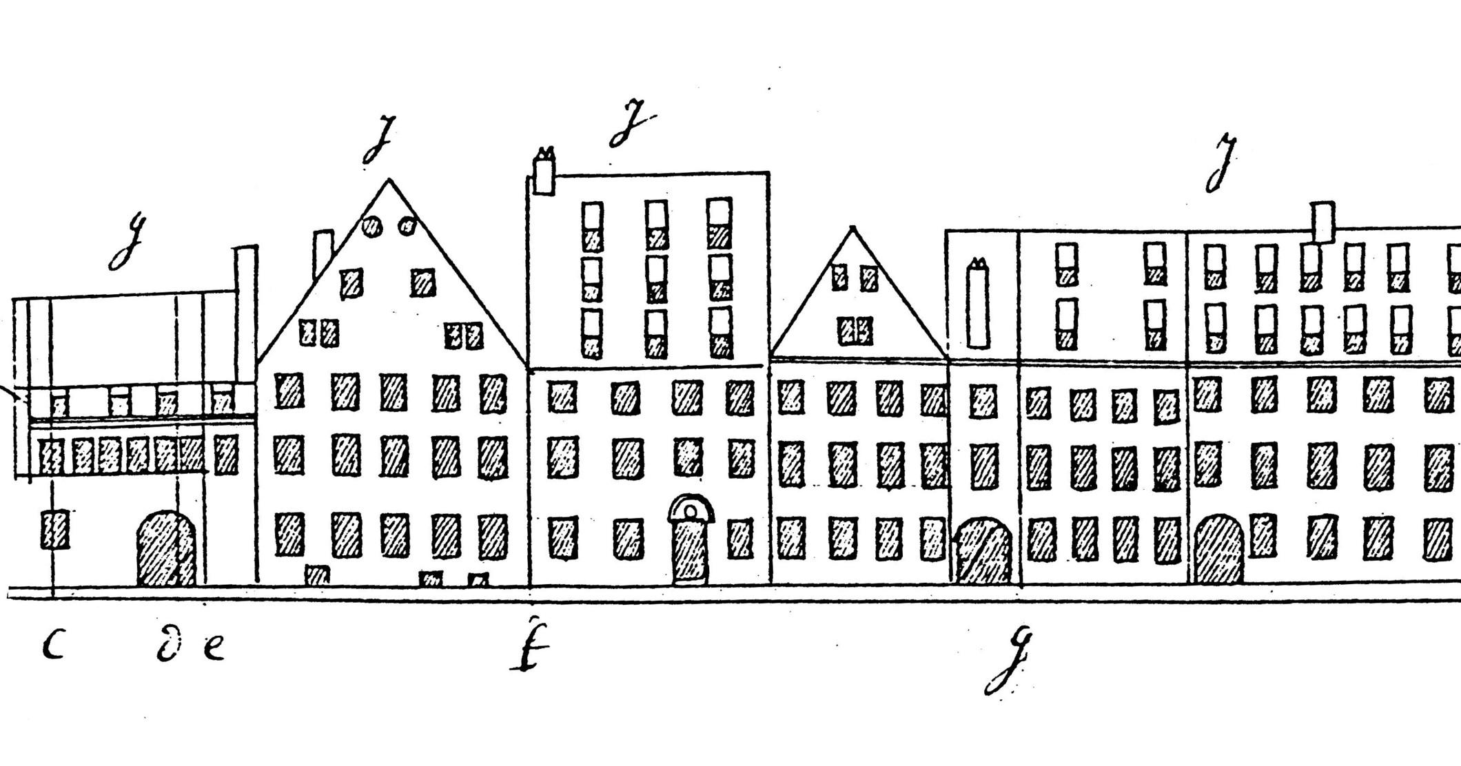 Maisons de Strasbourg 9 rue Salzmann