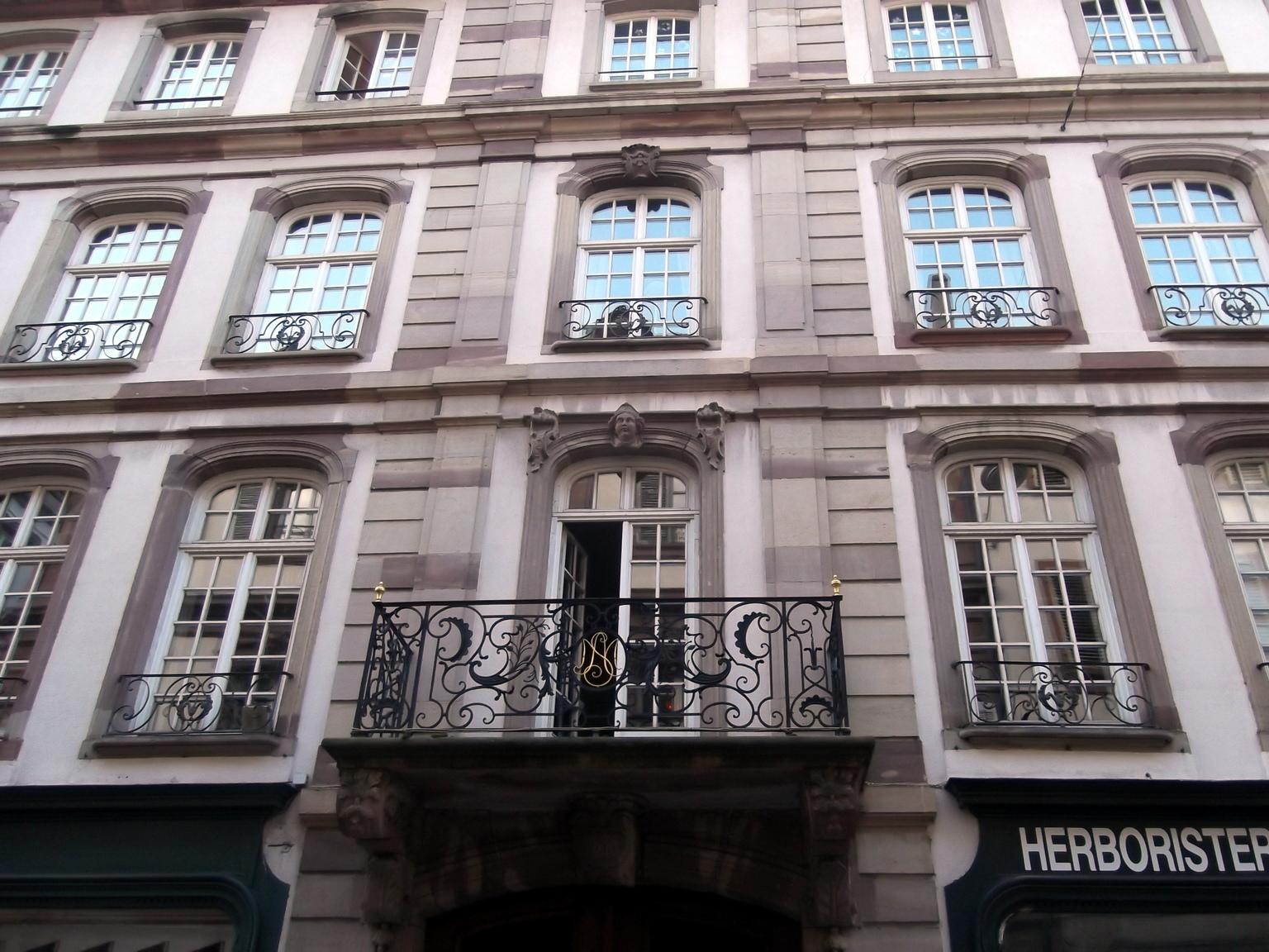 Maisons De Strasbourg 20 Rue Des Serruriers