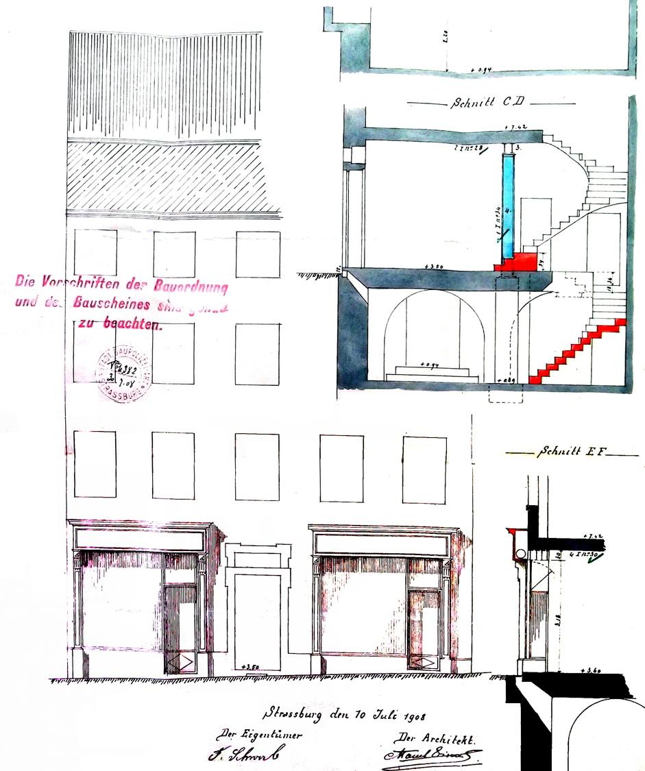 Fein Einbau Eines Türinnenrahmen Zeitgenössisch - Rahmen Ideen ...