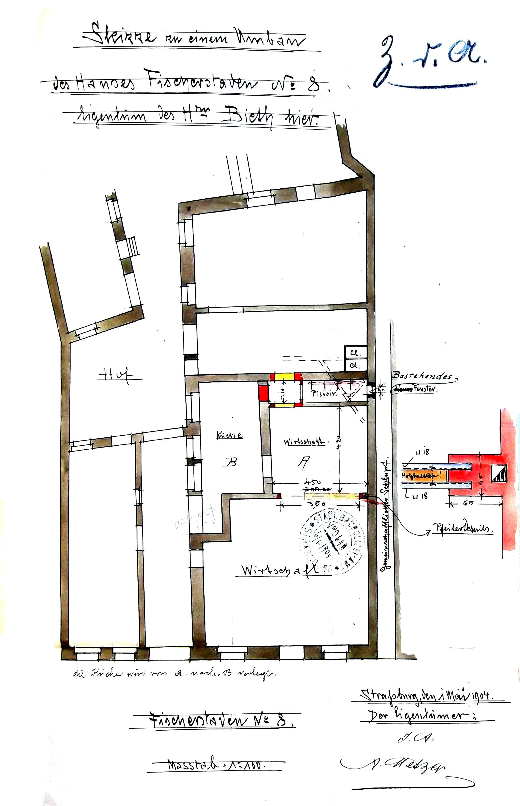 P%C3%AAcheurs-8-1904-plan-808-W-5 Luxe De Salon De Jardin Super U 149 Des Idées