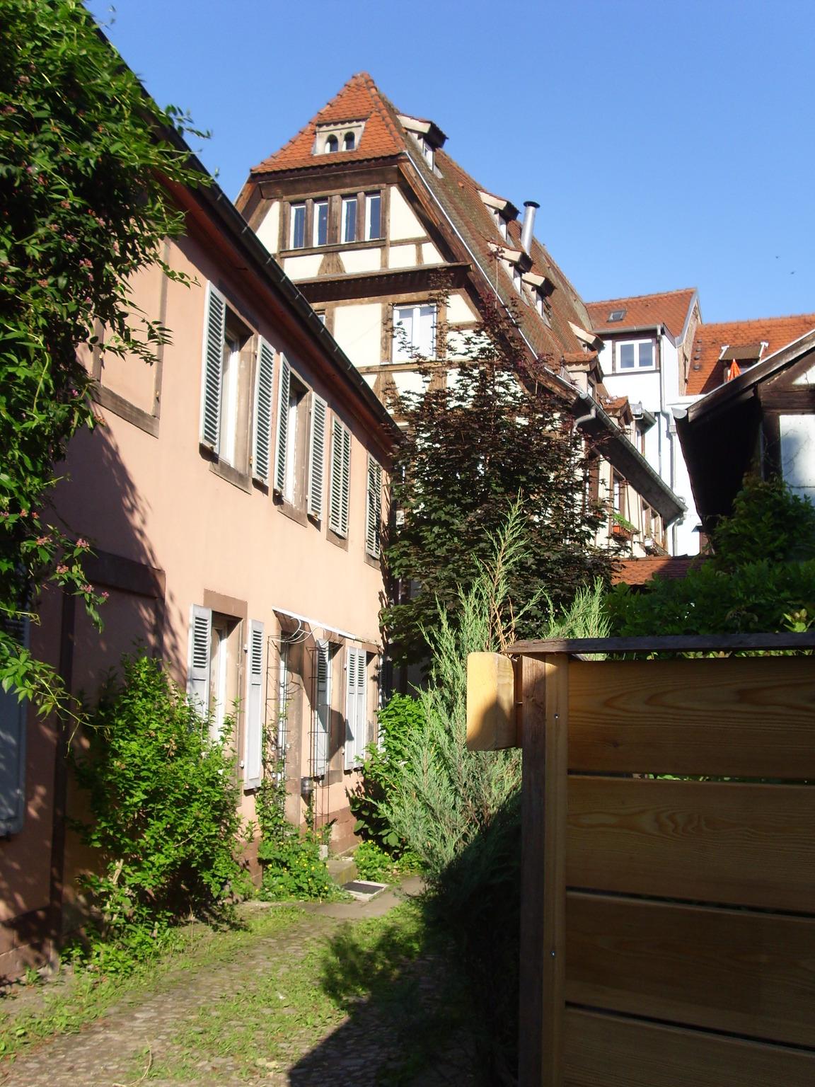 Maisons De Strasbourg