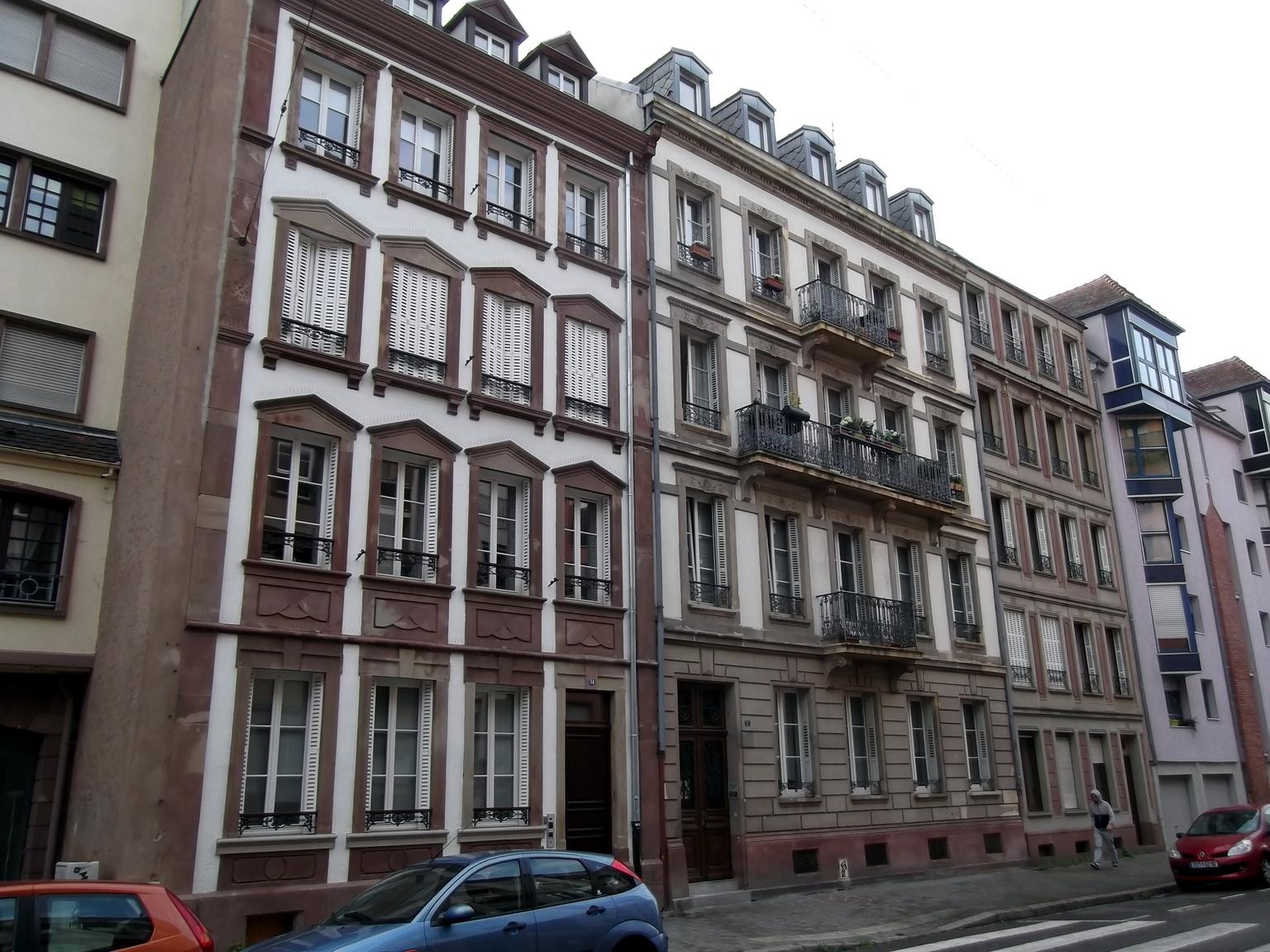 Maisons De Strasbourg Resultats De Recherche Mercklin