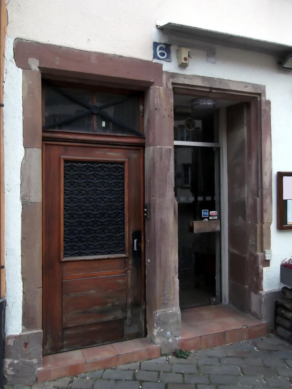 Maisons de Strasbourg » 6, place Saint-Thomas