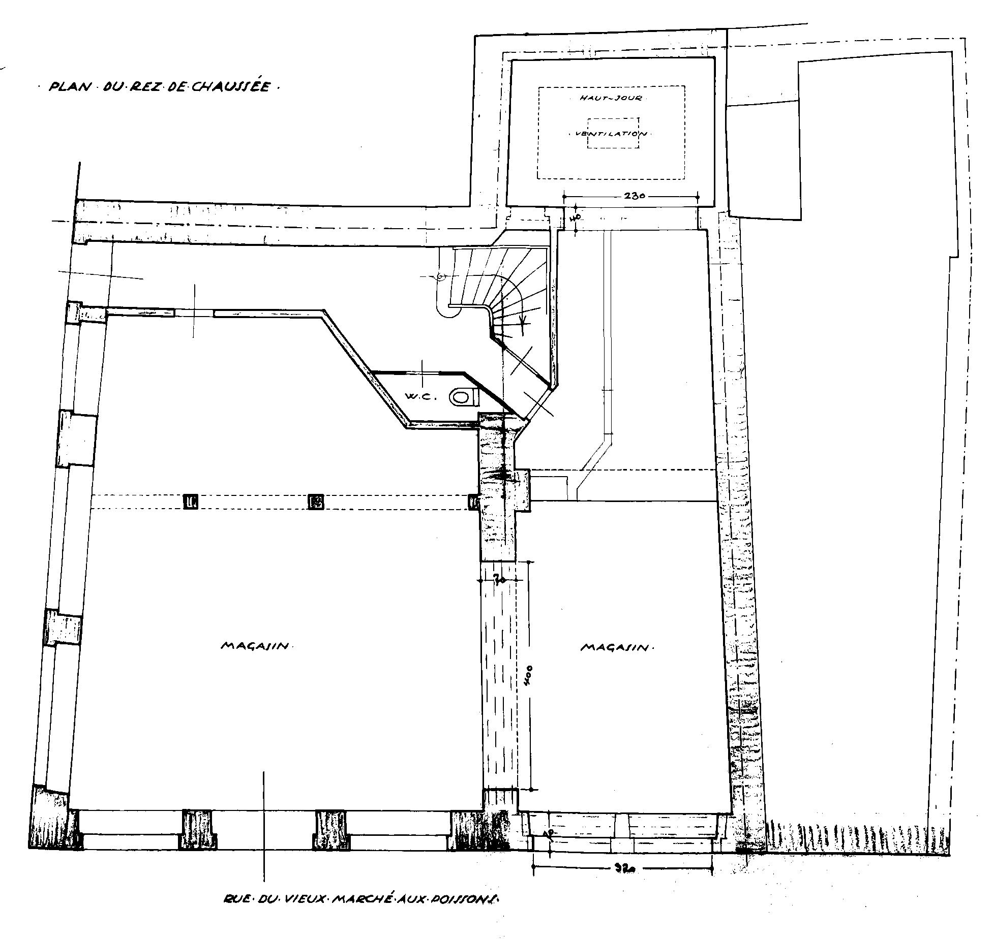 Vieux-March%C3%A9-aux-Poissons-27-1932-plan-709-W-263 Luxe De Salon De Jardin Super U 149 Des Idées