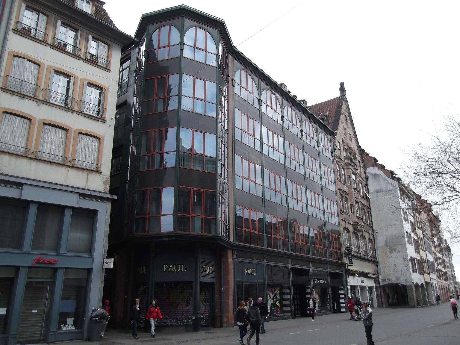 Maisons de strasbourg » 41 bis rue des grandes arcades
