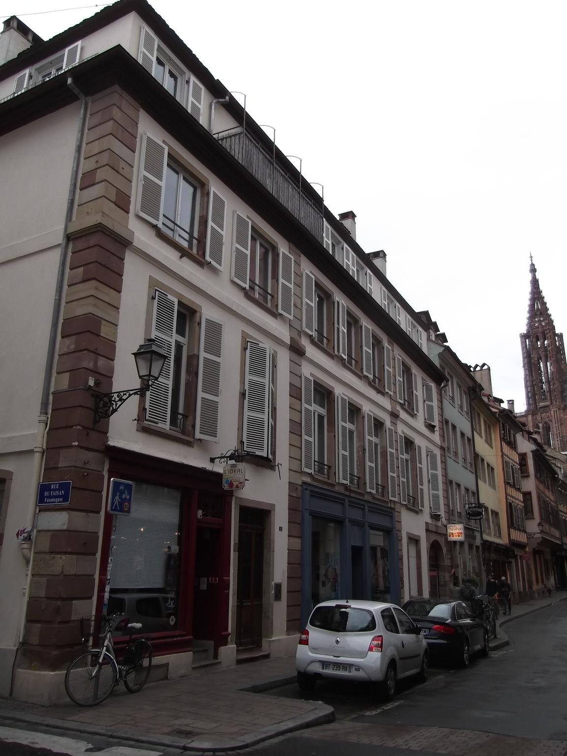 Maisons De Strasbourg Resultats De Recherche Place