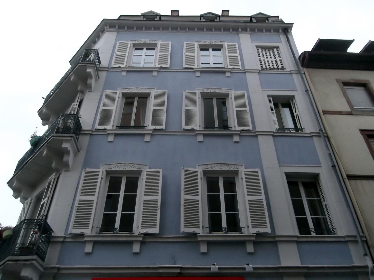 Refaire Fondation Maison Ancienne maisons de strasbourg » résultats de recherche » jean kamm