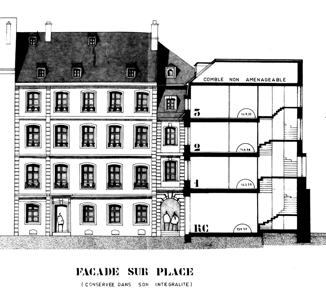 Cours De Dessin Montbéliard maisons de strasbourg » résultats de recherche » 27 quai des