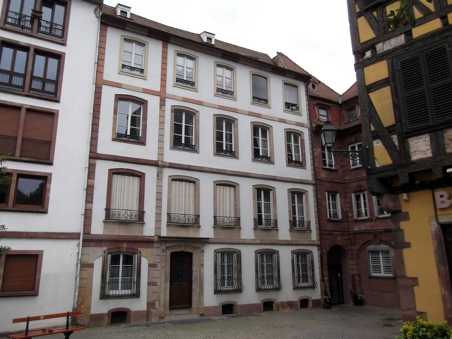 Refaire Fondation Maison Ancienne maisons de strasbourg » résultats de recherche » 27 quai des