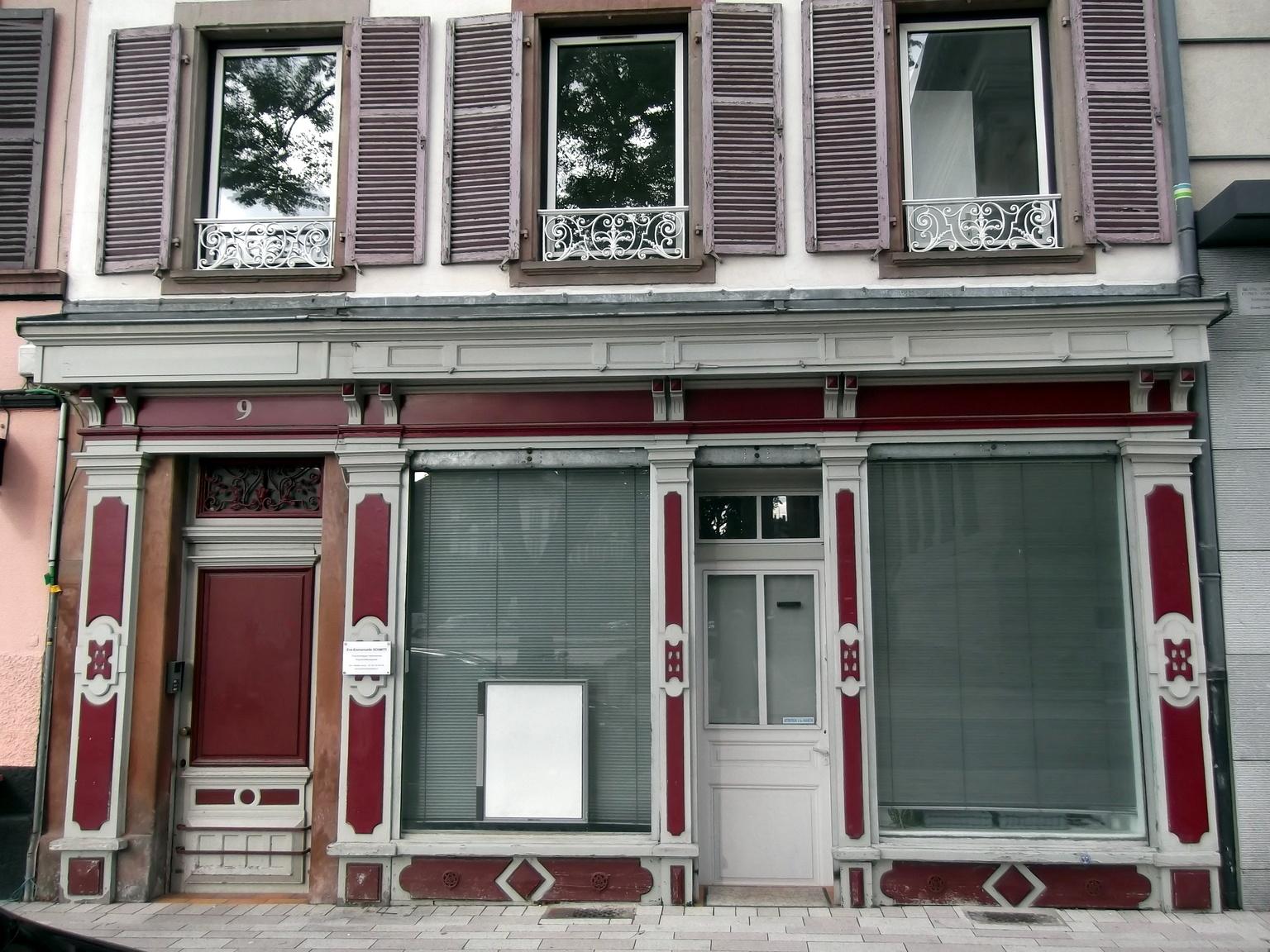 Portail Des Flandres Salome maisons de strasbourg » résultats de recherche » 27 quai des